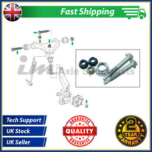 Fits Range Rover Sport 05-13 Front Upper Suspension Arm Fitting Kit (Bolts/Nuts)