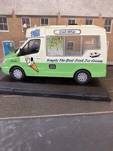 "Die Cast Model Ice Cream Van 'Mercedes' ""Irish Whip"""