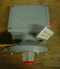 New Sor static O ring 12NN-K614-N4-C2A 2.5-45 IN-WC - 60 day warranty