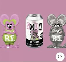 New listing Funko Soda Rat Fink Neon (Pack Of 6 Sealed Case) 5000 Pieces Pre Order Q4