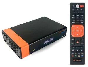 GTMedia V8X DVB-S/S2/S2X Receptor de TV por Satélite - Negro