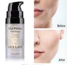 Foundation Primer Makeup Oil Control Matte Make Up Face Base Cream 24K Gold