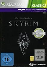 XBOX 360  Skyrim The Elder Scrolls V 5 Oblivion Gebraucht / Neuwertig