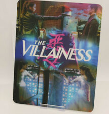 THE VILLAINESS - Lenticular 3D Flip Magnet Cover FOR bluray steelbook