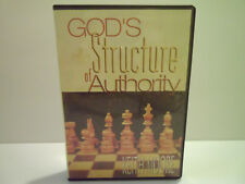 Keith Moore God's Structure of Authority 5 Message / 5 CD Set