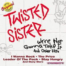 We're Not Gonna Take It & Other Hits by Twisted Sister