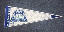 DALLAS COWBOYS SUPER BOWL XXVIII CHAMPS SIGNED PENNANT NFL FOOTBALL