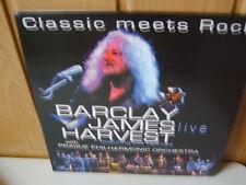 Barclay James Harvest Vinyl  LP Classic Meets Rock Live  NEW 2007