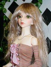 """Doll Wig, Monique Gold """"J-Rock"""" Size 6/7  - Light Ash Brown"""