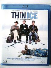 Blu-ray Thin Ice - Tre uomini e una truffa con Greg Kinnear 2011 Usato
