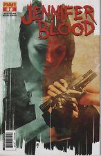Jennifer Blood #7 comic book