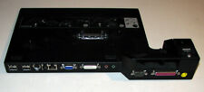 Lenovo 2504 Thinkpad Laptop Docking Station WITHOUT key