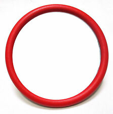 "14"" Red Vinyl Steering Wheel Half Wrap for Forever Sharp Wheels - Ships Free!"
