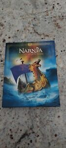 The CHRONICLES of NARNIA The VOYAGE of The Dawn TREADER Blu-ray Disc NM
