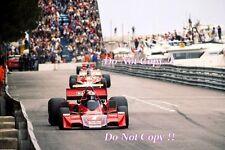 John Watson Martini Brabham BT45 Monaco Grand Prix 1977 Photograph 4