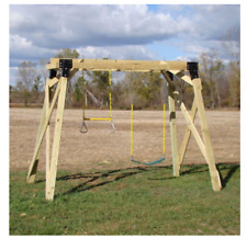 Dual Angle Hunting Blind Tower Platform Brackets  Deer Stand Durable New