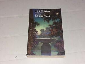 J.R.R. TOLKIEN: LE DUE TORRI (BOMPIANI 2002)