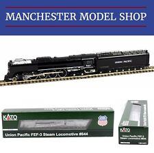 Kato 126-0401 N 1:160 FEF-3 Steam Passenger Locomotive Union Pacific No.844 NEW