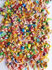 10 Chinitos De La Suerte 80's  Lot de10 PUCES D´AMOUR Glückspüppchen  Love Beads