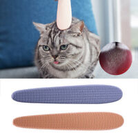 Pet Cat Tongue Comb Simulation Cat Tongue Massage Comb Portable Pet Hair Care DI