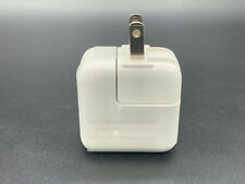 Original 12W USB Power Adapter Charger for A pple 8 7 X iPad 2 3 4 Air