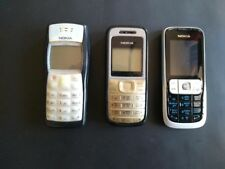 NOKIA phones 1100 1200 2630 Mobile Phone Multilisting for spares
