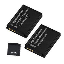 2x SLB-11A SLB11A Battery + BONUS for Samsung TL320 TL500 WB1000 WB5000
