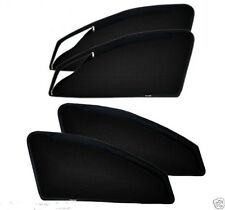 Zipper Magnetic Sun Shades Car Curtain For Ford Fiesta Old (2006-2014)