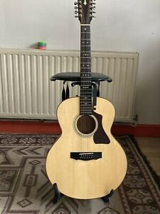 GUILD GAD JF30 12BLD 12 STRING ACOUSTIC WITH HARD CASE