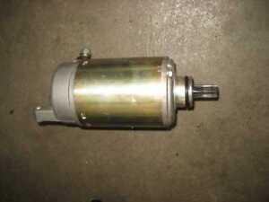 Kawasaki ZX-6R Motor de Arranque Motor Eléctrico Motor 21163-1258