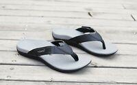 FOOT BIO-TEC Unisex Orthotic Footwear——Stream Black (10% off) - Adjustable Strap