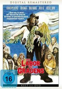 THE MUTATIONS (1974) - Donald Pleasence, Tom Baker....Dvd..