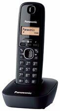 Panasonic KX-TG1611FX Digital Cordless Phone Black