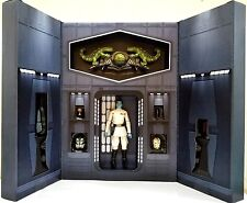 "HASBRO STAR WARS BLACK SERIES 6"" inch GRAND ADMIRAL THRAWN SDCC 2017"