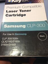 1x Compatible Black Toner For Samsung CLP300 CLX2160 CLX2160N CLX3160N