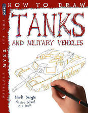 How to Draw Tanks-ExLibrary