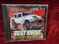 Test Drive Off-Road PC 1997 CD-ROM