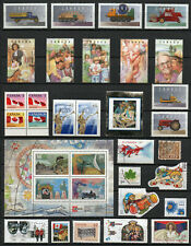 Lot CANADA , 3 scans gestempelde zegels / used stamps