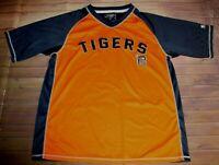 Detroit Tigers MLB Baseball Short Sleeve Shirt XL Genuine Merchandise True Fan