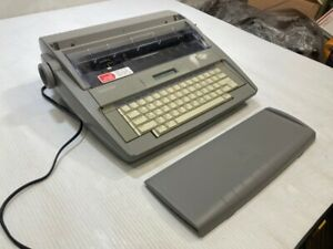 Brother SX-4000 Electronic Typewriter Tested Working | needs ribbon replaced