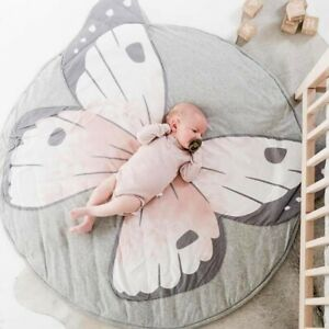 Lamb&Ewe Butterfly Baby Play Mat