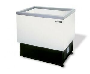 Hussmann SM-110, NEW - Reach In Freezer, Self-Contained, Open Top, Low Temp