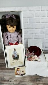 American Girl Samantha doll in box with Accessories +receipt Pleasant Company