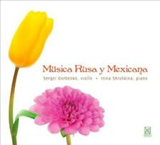 MUSICA RUSA Y MEXICANA, SIGLO XX USED - VERY GOOD CD