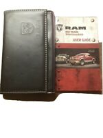 2012 Dodge Ram Truck Owners Manual book 12 owner's user guide book OEM Nice!!!