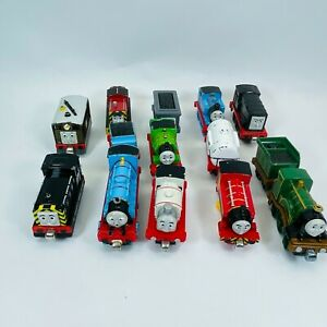 Thomas & Friends Take Along N Play LOT 13   Troublesome Truck Stanley & more