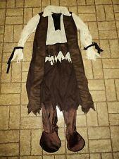 Carribean Pirate Halloween Costume. Sz. Boy's Med. Nice!