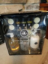 Essenza Fragrance Vanilla Collection Hand Soap, Lotion, Fragrance Oil Burner Set