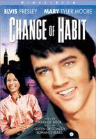 Change of Habit (Elvis Presley, Mary Tyler Moore) Region 1 DVD New