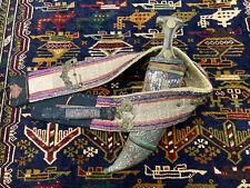 Yemeni Tuza Jambiya dagger and belt